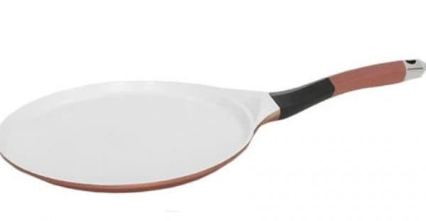 блинная сковорода для индукционной плиты Керамика