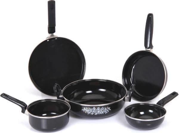 чугунная сковорода для индукционных плит Тефаль