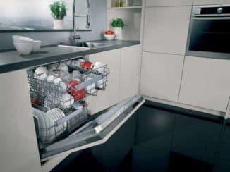 самая маленькая посудомоечная машина под раковину