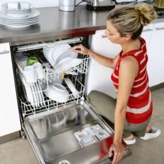 лучшая узкая посудомоечная машина