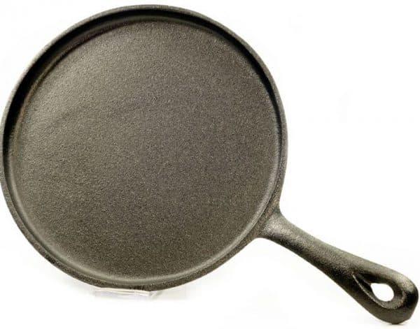 сковорода для блинов чугунная Fissman