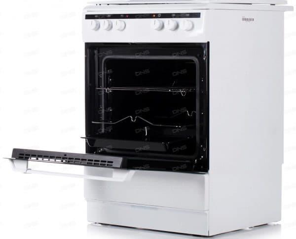 комбинированная плита ханса FCMW64040