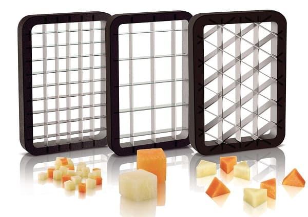 Сетка для комбайна может быть различной конфигурации, при этом металл зачастую из нержавейки