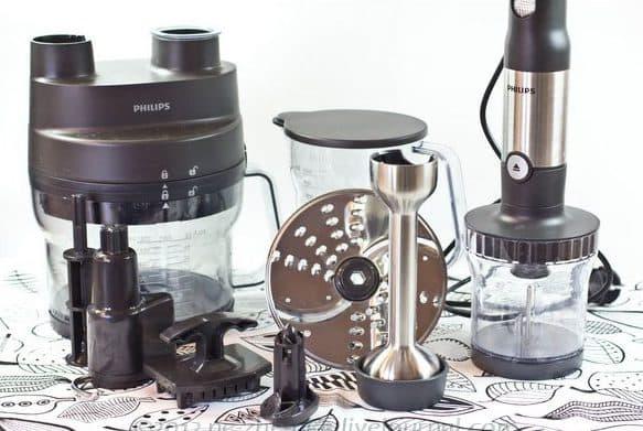кухонный комбайн с нарезкой кубиками Philips