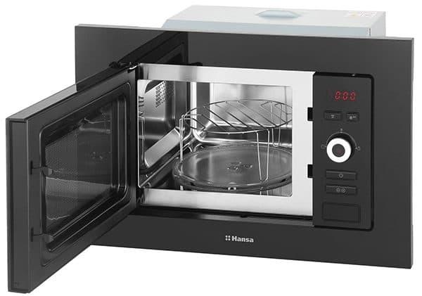 встраиваемая микроволновая печь Hansa для дома