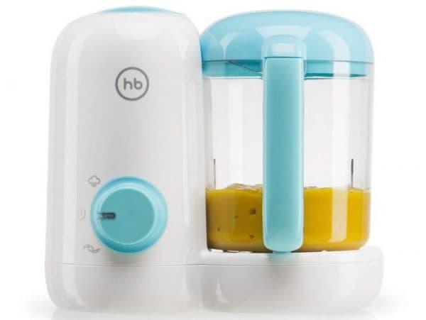 пароварка блендер для детского питания Happy baby fusion