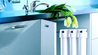 фильтры для воды под мойку для использования