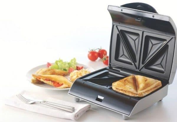 тостер для горячих бутербродов scarlett