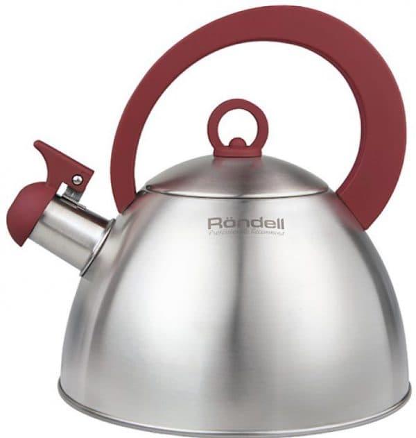 чайник со свистком для газовой плиты Rondell RDS-921 Strike
