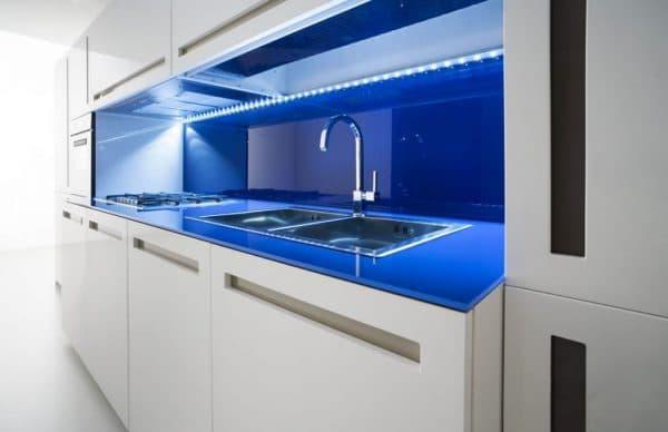 лента Led подсветка кухонного гарнитура