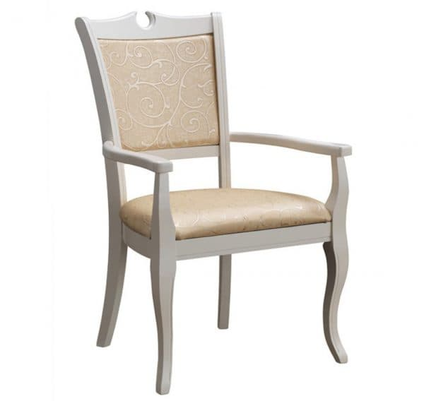 стулья для кухни с подлокотниками