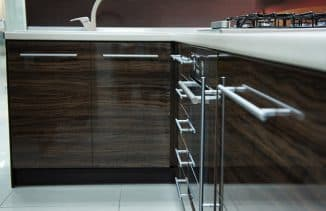 ручки рейлинги для кухонной мебели