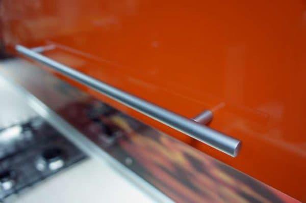 металлическая ручка рейлинг для кухонной мебели