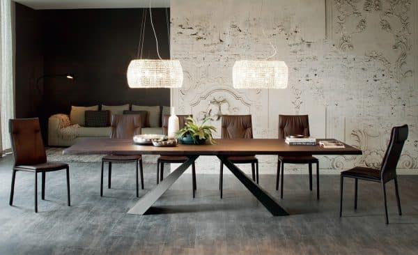 итальянские стулья для кухни Paolo Cattelan