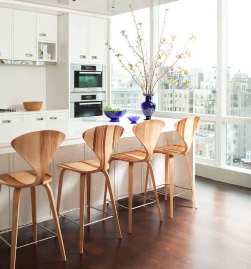 высокие стулья для кухни Фм Линда