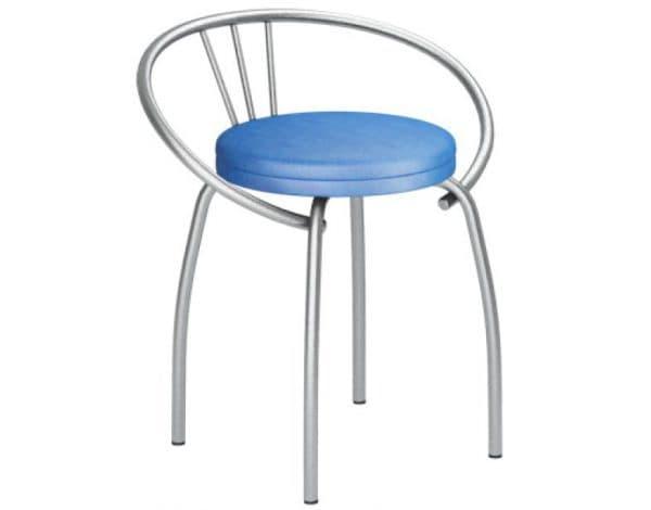 стул хромированный для кухни буквой U