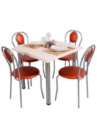 стул хромированный для кухни