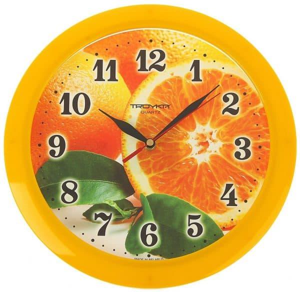 классические кухонные настенные часы