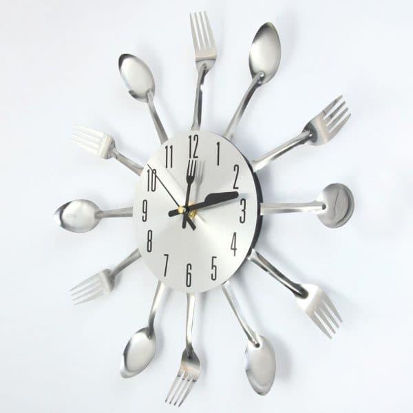 электронные кухонные настенные часы