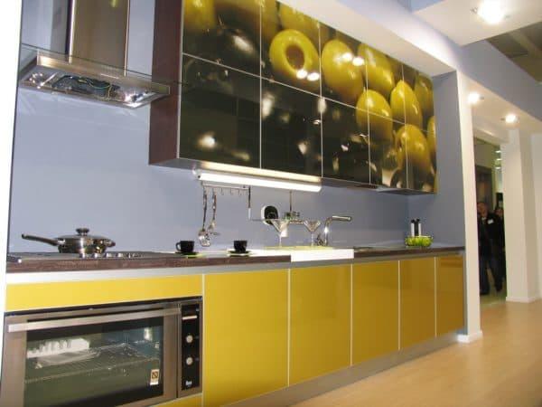 стекло триплекс для кухонных фасадов