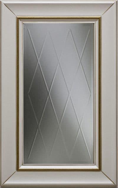 фактура и цвет стекла для кухонных фасадов
