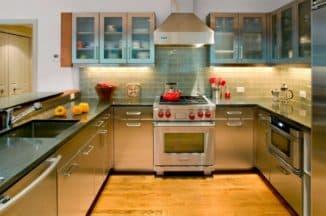 как выбрать фасады для кухни