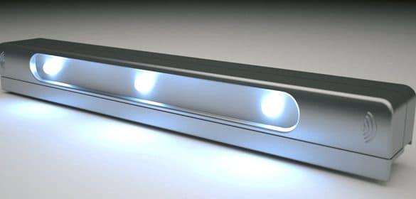 светодиодные светильники на батарейках для кухни