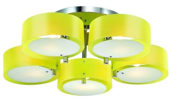 потолочные люстры на кухню