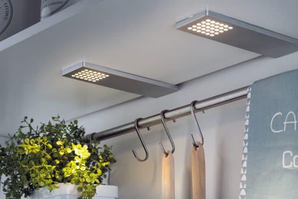 накладной светильник LED для кухни