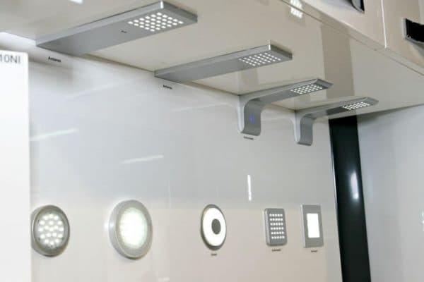 мебельные светодиодные светильники для кухни