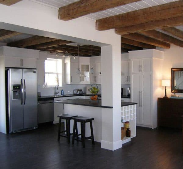 кухни в стиле лофт: ремонт квартиры
