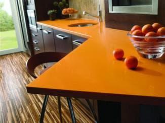яркие столешницы для кухни из ДСП