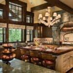 Кухня в частном доме: как создать уникальный дизайн