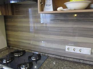 столешница в кухне ламинированная