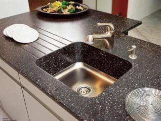 каменная мойка на кухню
