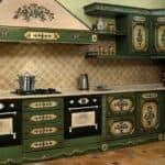 Вторая жизнь кухонного гарнитура: идеи для реставрации
