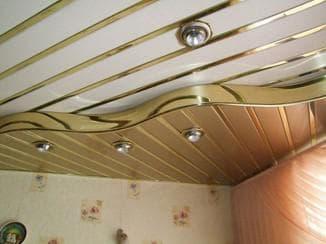 кухонные потолки какие выбрать