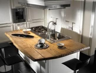 какая столешница для кухни лучше