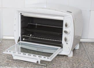 мини духовка электрическая