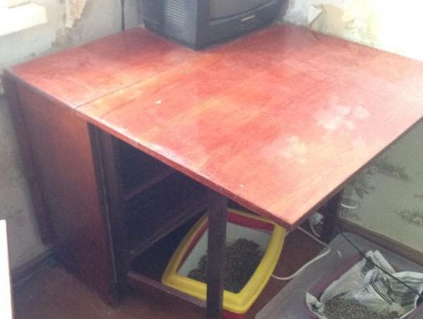 стол тумба для кухни