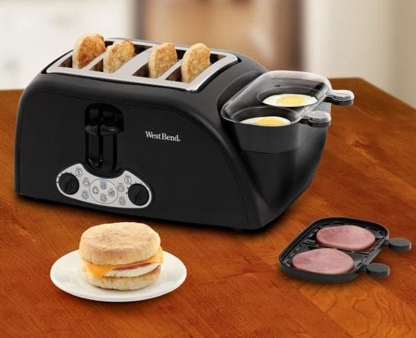 как выбрать тостер для кухни