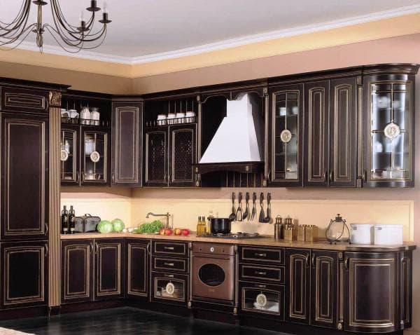 дверцы в кухонной мебели