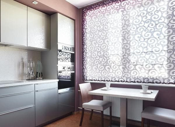 Интересные идеи для кухни: оформление окна, огород на подоконнике