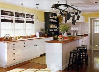 Какой выбрать цвет кухни