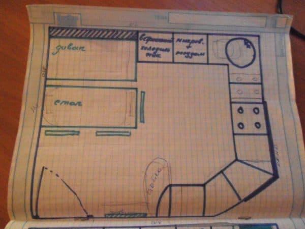 проектирование кухни онлайн