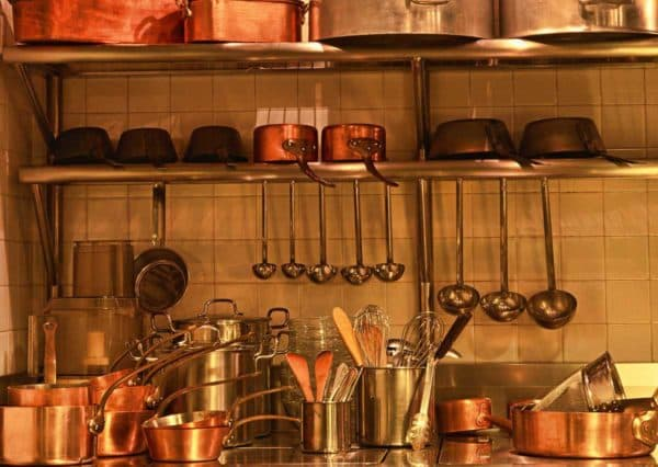 полочки для приправ на кухню