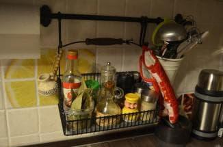 полочки для специй на кухню