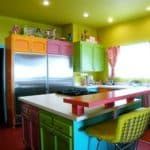 Какой цвет выбрать для кухни среди самых популярных и модных