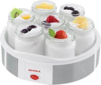 Йогурты с разными наполнителями