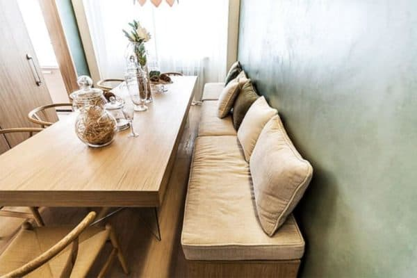 Чем отделать стены на кухне